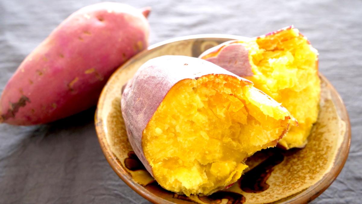レンジ 焼き芋 オーブン
